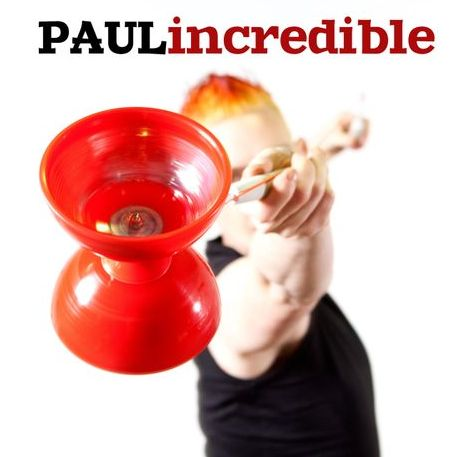 Paul Incredible Fire Eater