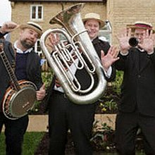 The Melody Room Jazz Band Swing Band
