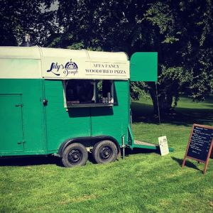 Lily's Dough Food Van