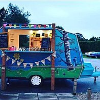 Bluebell Snack Ice Cream Cart
