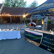 Chanburys Woodfired Italian Street Food Catering