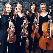 The Rosewood String Quartet Ensemble