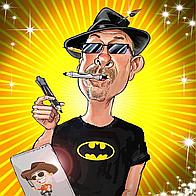 ROB: THE PARTY CARICATURIST Caricaturist