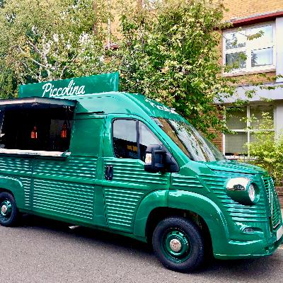 Piccolina Burger Van