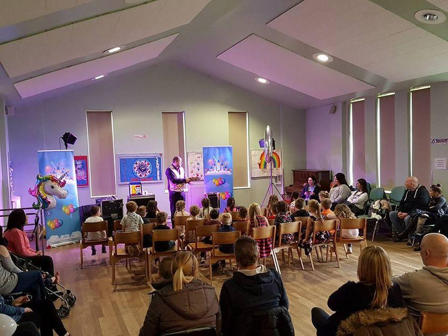 Mark's Magic Kingdom - Children Entertainment  - York - North Yorkshire photo
