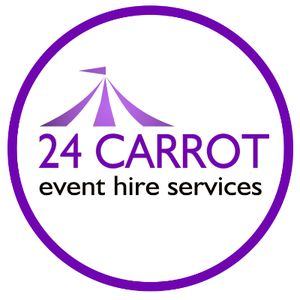 24 Carrot Events Party Tent