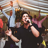 The Astonishing Singing Waiters Singer