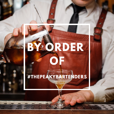 The Peaky Bartenders Cocktail Master Class