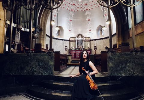 Rachel Somerset - Events & Wedding Violinst - Ensemble , London, DJ , London, Solo Musician , London,  String Quartet, London Violinist, London Classical Duo, London