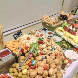 Buffet Heroes Afternoon Tea Catering