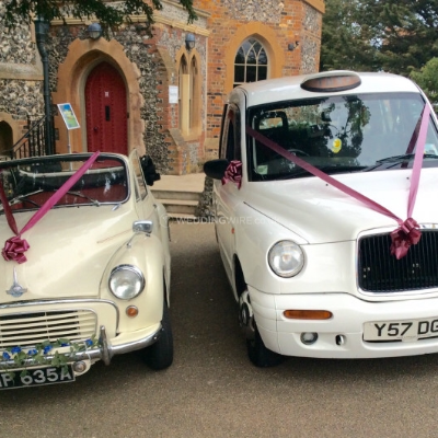 Brendan Kinsella Wedding car