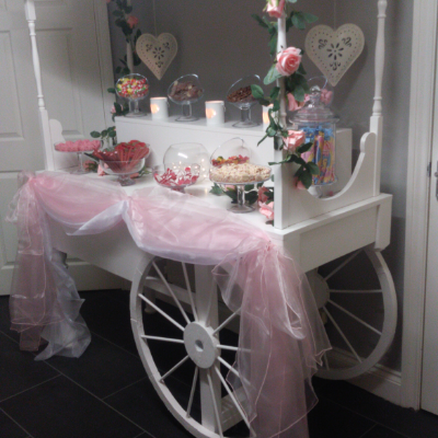 The Sweetest Thingz Sweets and Candy Cart