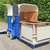 The Fine Filly Horsebox Bar Catering
