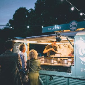 The French Revolution: Crêpes & Galettes Street Food Catering