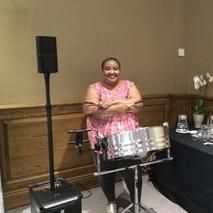 STEEL DRUM SOLOIST SOFIA World Music Band
