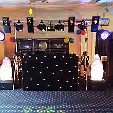 Champagne Entertainments Ltd Wedding DJ