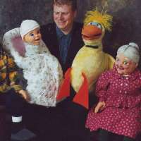 Paul Dumas Puppet Parties - Children Entertainment , Banbury,  Children's Magician, Banbury Children's Music, Banbury