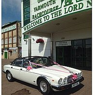 Target Wedding Cars Wedding car
