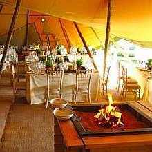 World Inspired Tents Party Tent