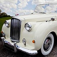 Star Limos Vintage & Classic Wedding Car