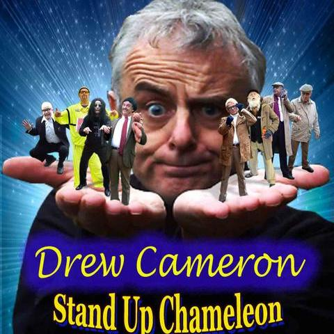 Drew Cameron - Comedian , Brighton, Impersonator or Look-a-like , Brighton,  Comedy Show, Brighton Stand-up Comedy, Brighton