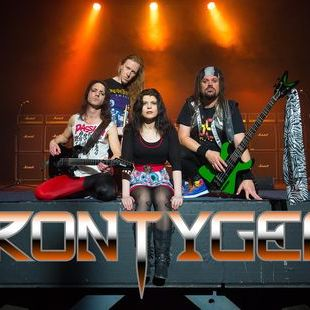 Iron Tyger Heavy Metal Band