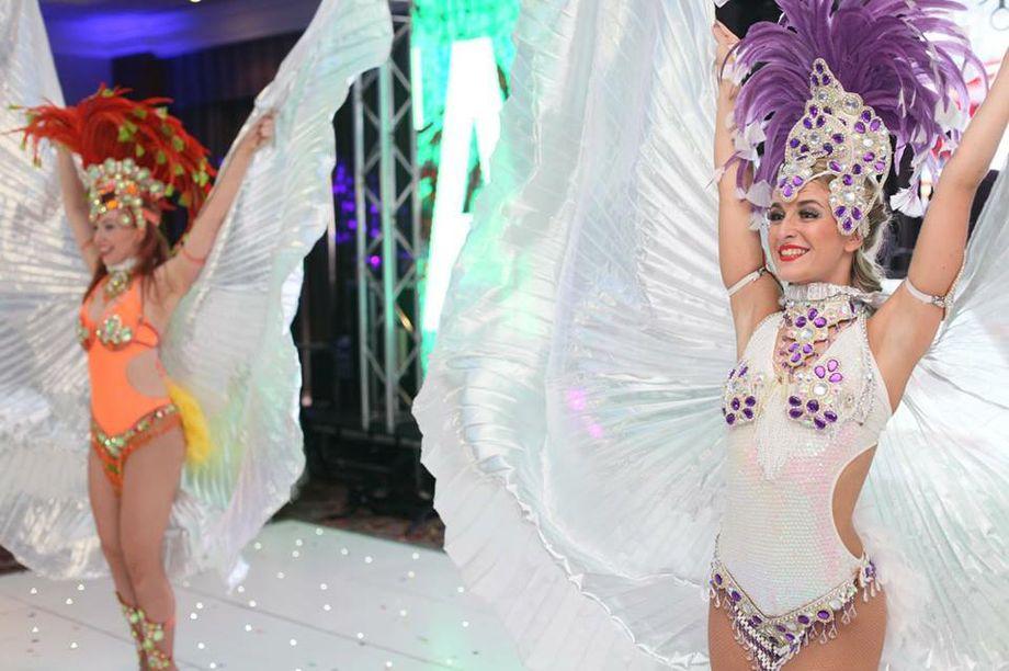 Chica Bonita Entertainment - Circus Entertainment Dance Act  - Leicester - Leicestershire photo