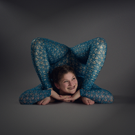 Hannah Finn ContortionGirl Circus Entertainment