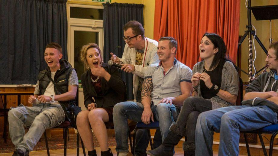 Amazing Comedy Hypnotist Chris Doc Strange - Children Entertainment Comedian Magician Speaker  - Bristol - Avon photo