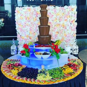 MIDLANDS PREMIERE EVENTS Sweets and Candies Cart