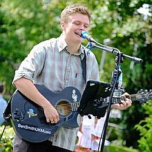 Ben Smith UK Music Wedding Singer