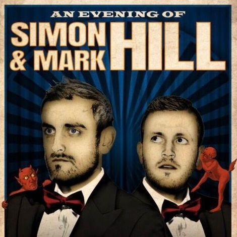 Simon & Mark Hill Wedding Magician