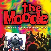The Moode 60s Band
