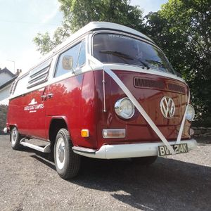 Castle Coast Campers Limited - Transport , County Durham,  Vintage & Classic Wedding Car, County Durham