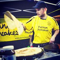 Platinum Pancakes ltd - Catering , Birmingham,  Crepes Van, Birmingham Mobile Caterer, Birmingham Street Food Catering, Birmingham