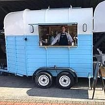 The Bird And Bee Mobile Bar