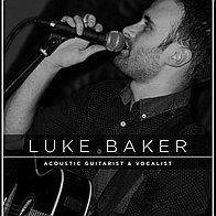 Luke Baker Singing Guitarist