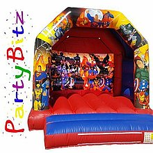 PartyBitz Hire Ltd Sumo Suits