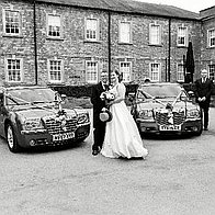 T&A Wedding Car Services Chauffeur Driven Car