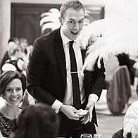 Ultimate Event Magic Ltd - Greg Williamson Wedding Magician