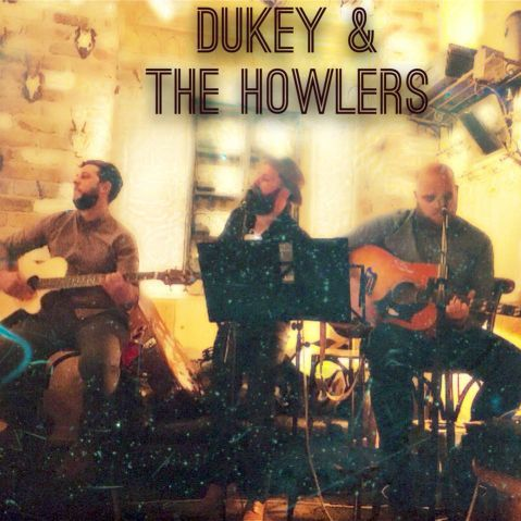 Dukey and The Howlers Live music band