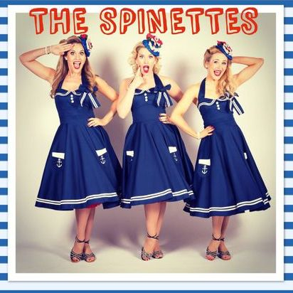 The Spinettes Live music band