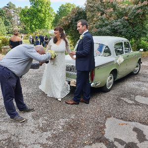 Dale's Driving Services Vintage & Classic Wedding Car