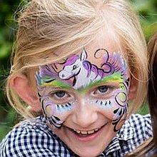 Artycat Faces Face Painter