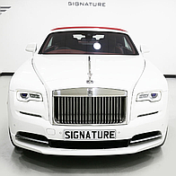 Signature Car Hire Wedding car