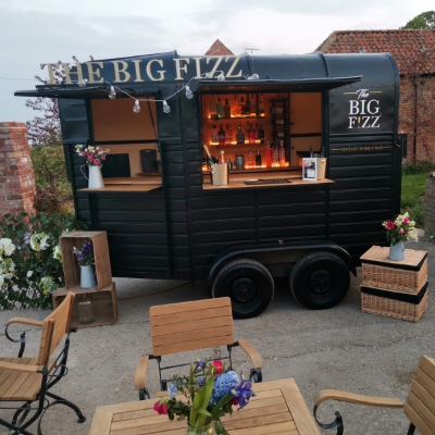The Big Fizz Cocktail Bar