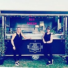 Boxfresh Street Food Private Party Catering