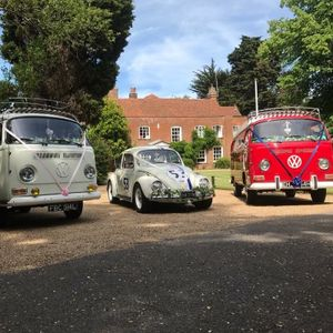 East Coast Classic's Vintage & Classic Wedding Car