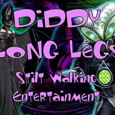 Diddy Long Legs - Circus Entertainment , Saxmundham,  Stilt Walker, Saxmundham