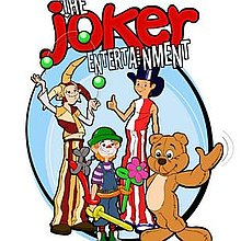 The Joker Entertainment Balloon Twister